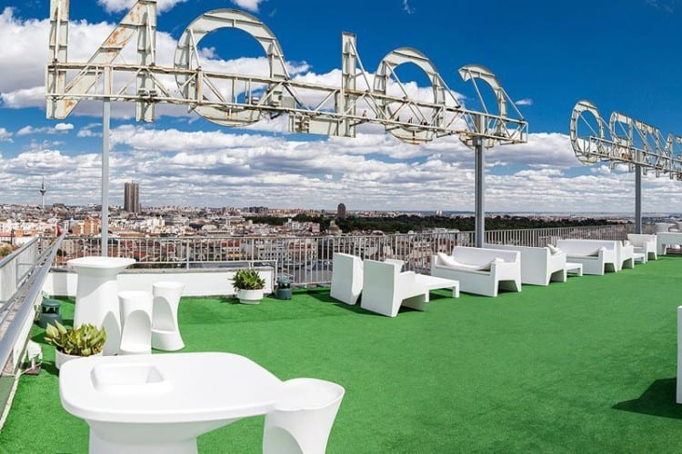 Espacios para cenas de empresa Madrid