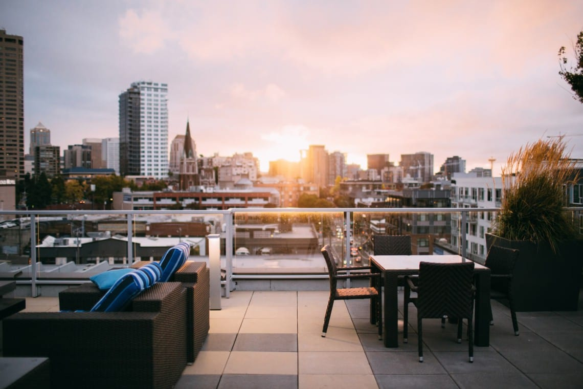 reservar espacio chill out para eventos