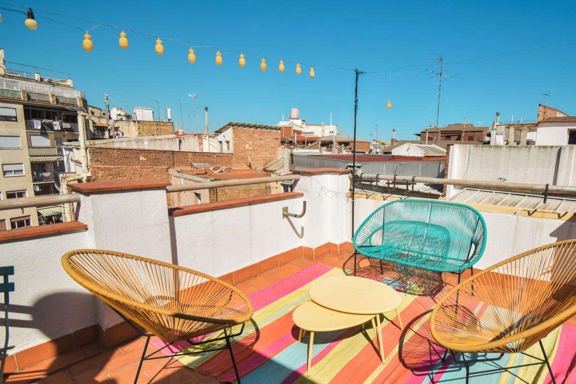 alquiler terraza para eventos