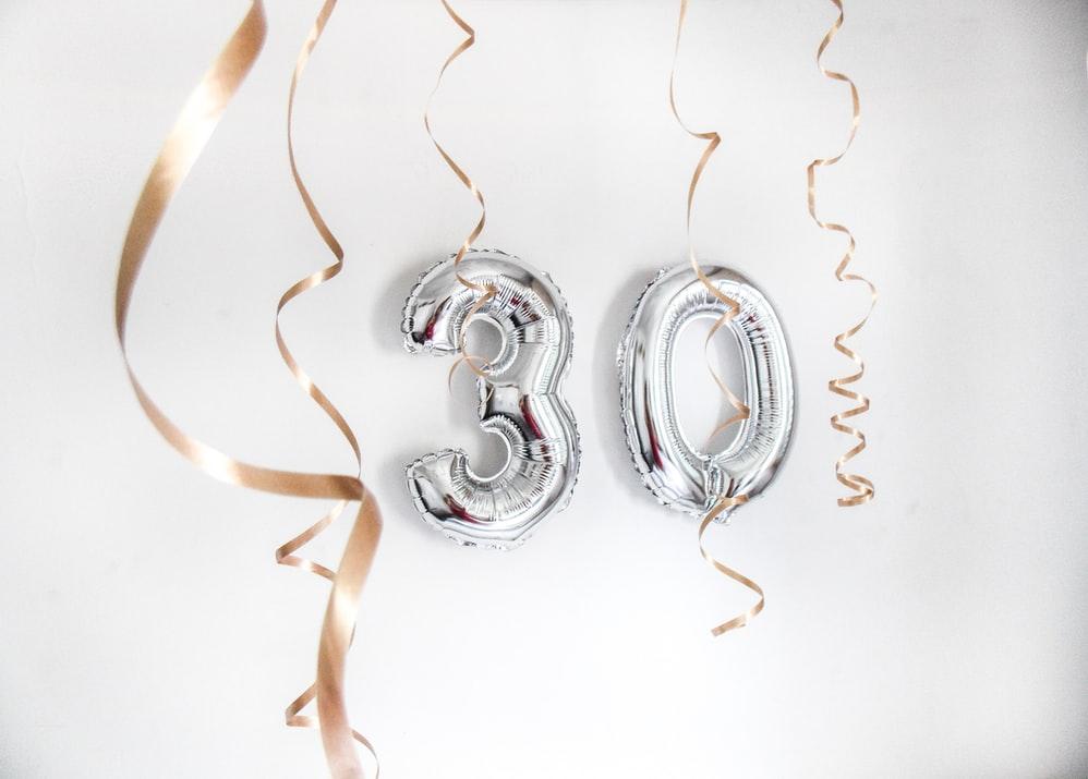 ideas fiesta 30 cumpleaños