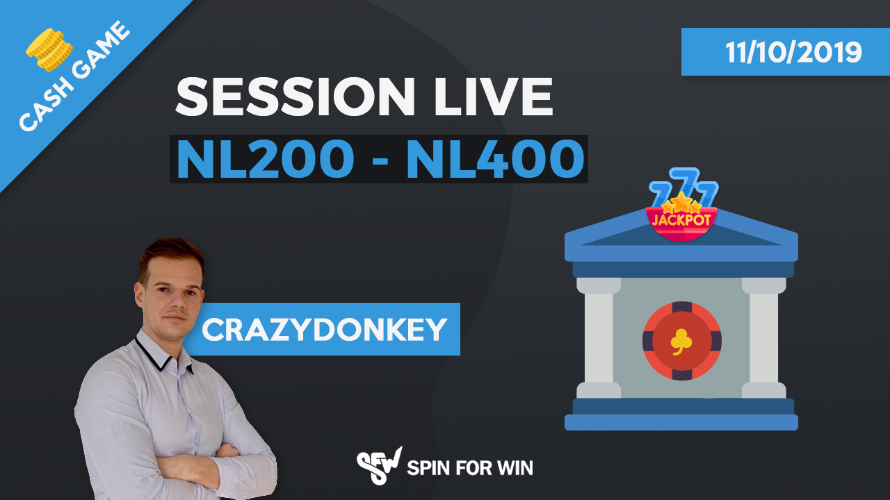 Session Live NL200 - NL400