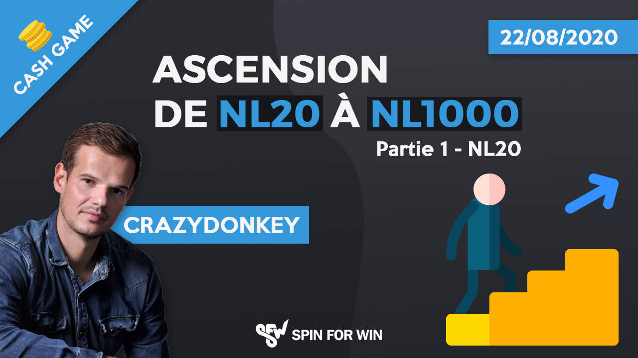 Ascension NL20 NL1K - Partie 1