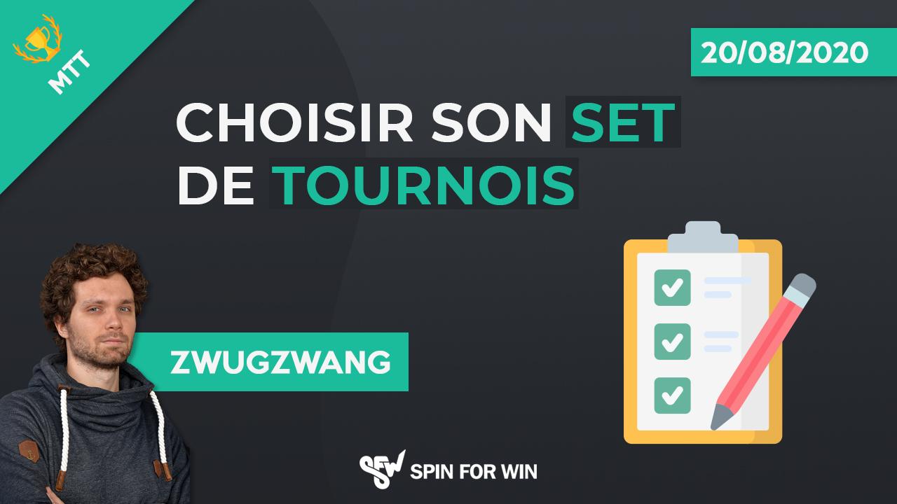 Bien choisir son set de tournois