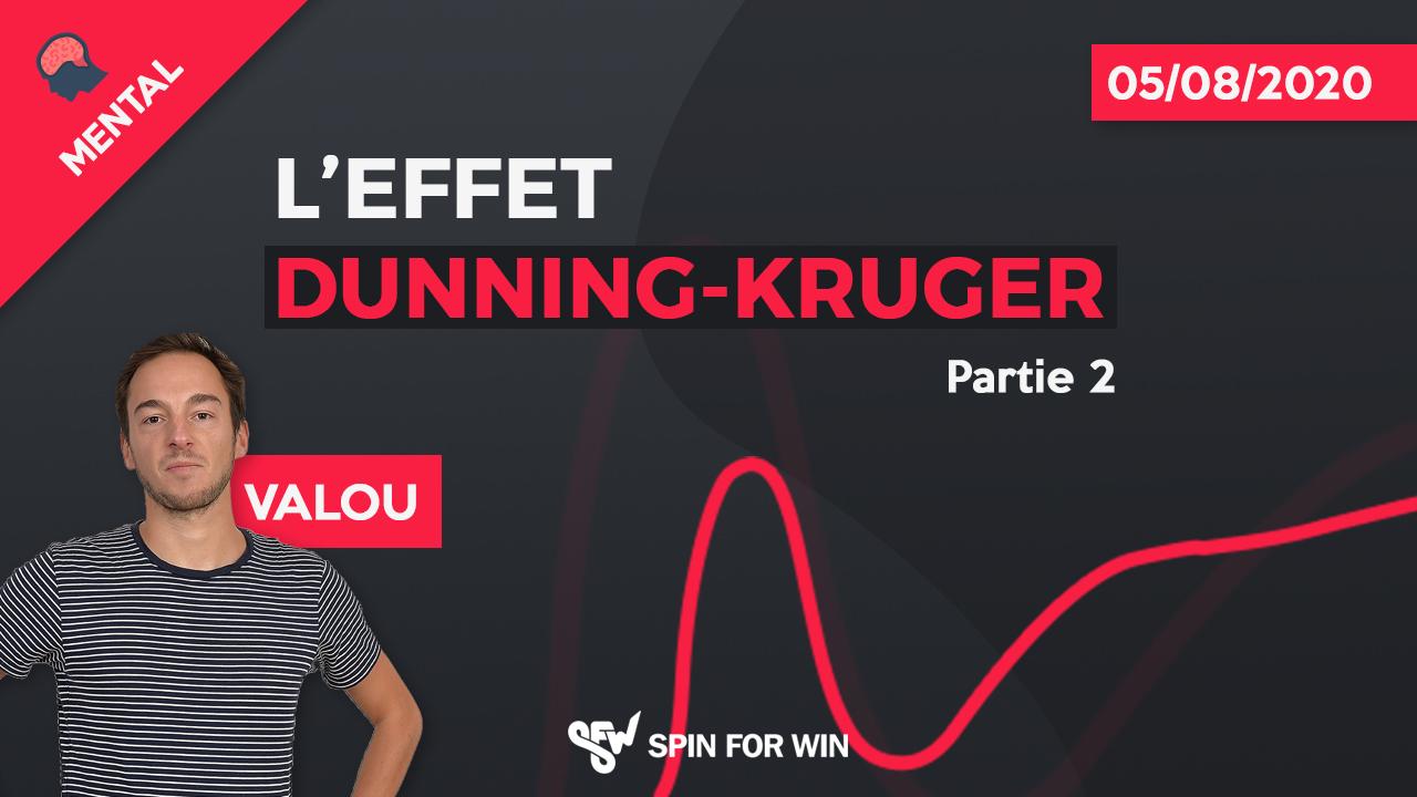 L'effet Dunning Kruger - Partie 2