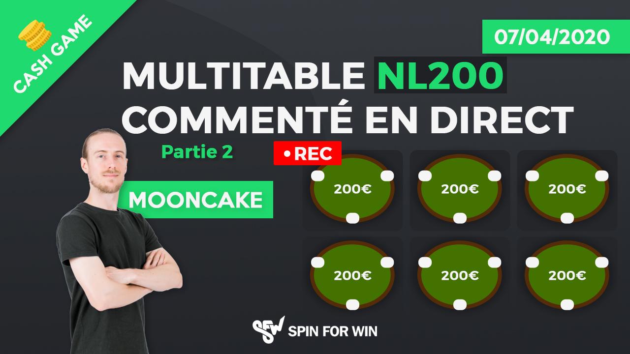 Multitable NL200 en direct - Partie 2