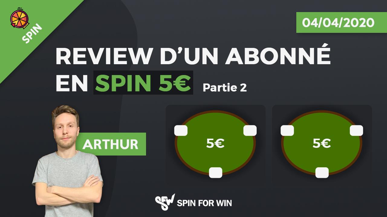 Review d'un abonné 5€ - Partie 2