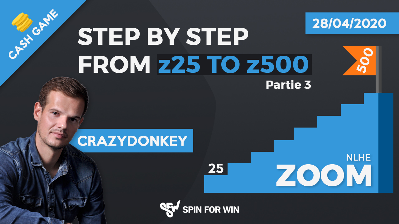 Step by step from z25 to z500 - Partie 3