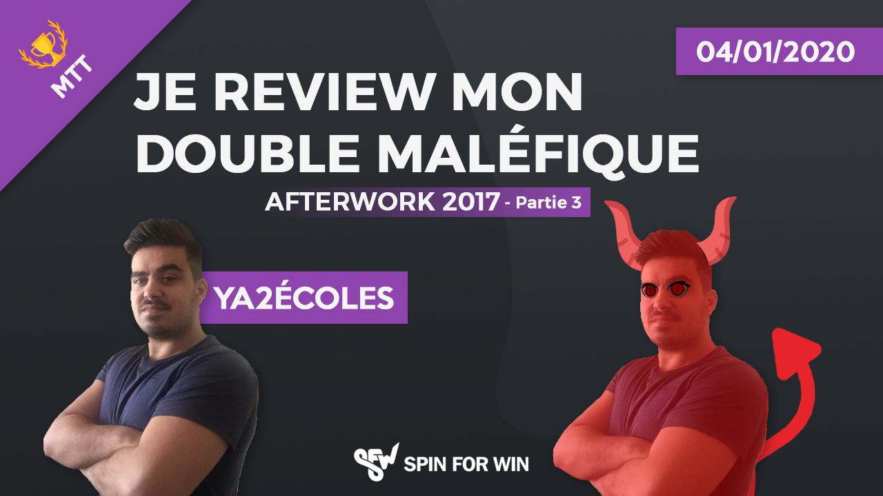Je review mon double maléfique, épisode 3
