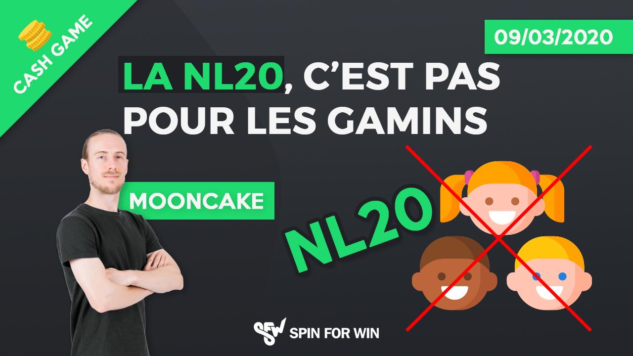 La NL20, c'est pas pour les gamins