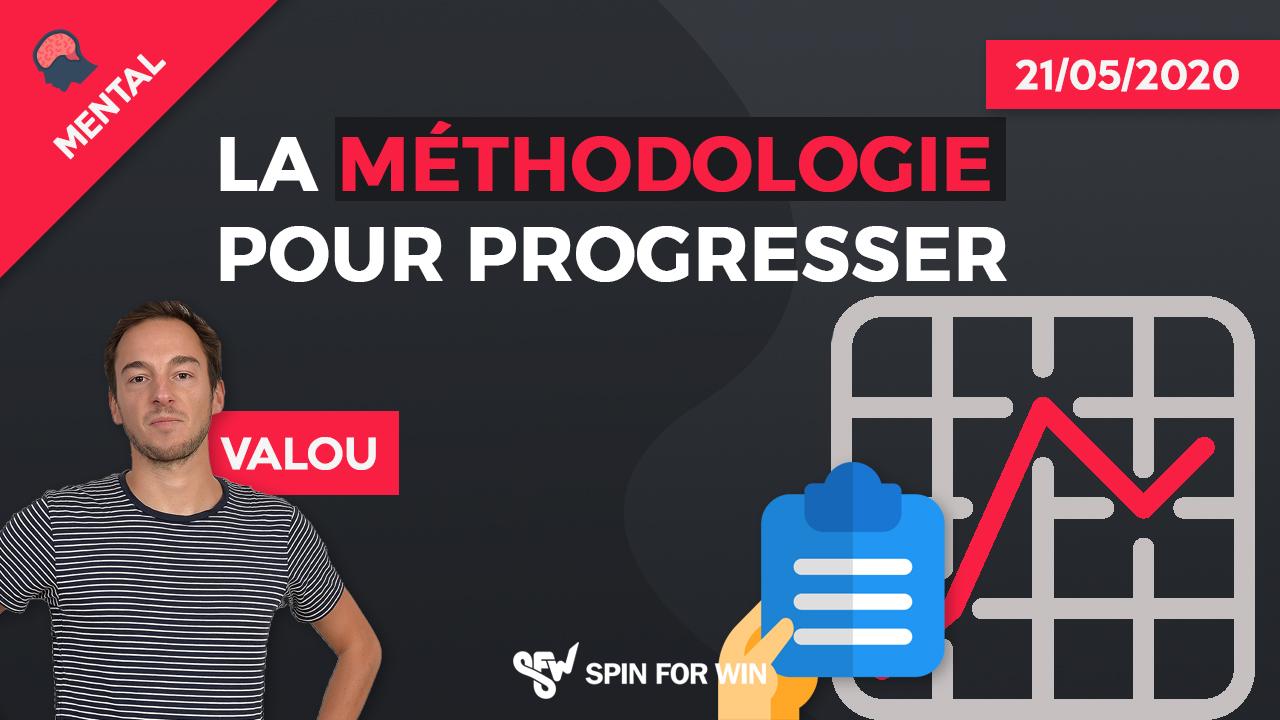 La méthodologie pour progresser