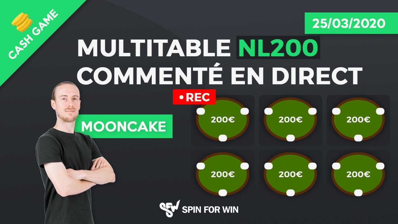 Multitable NL200 en direct