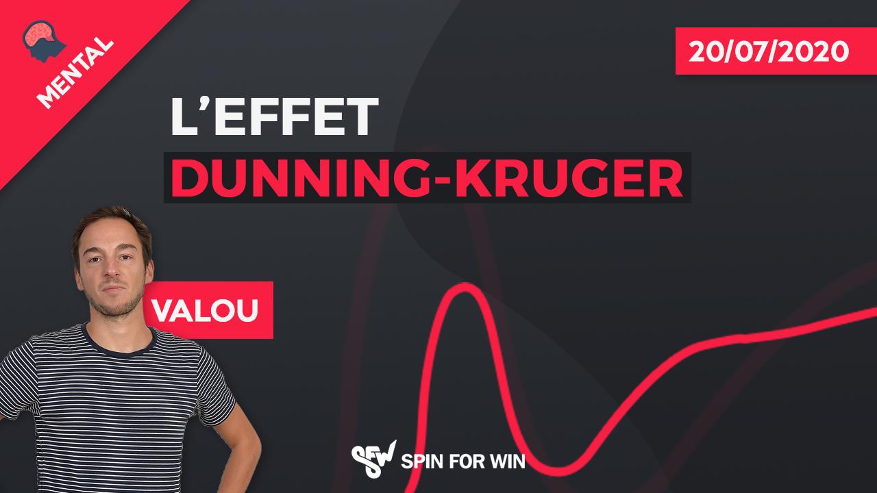 L'effet Dunning Kruger