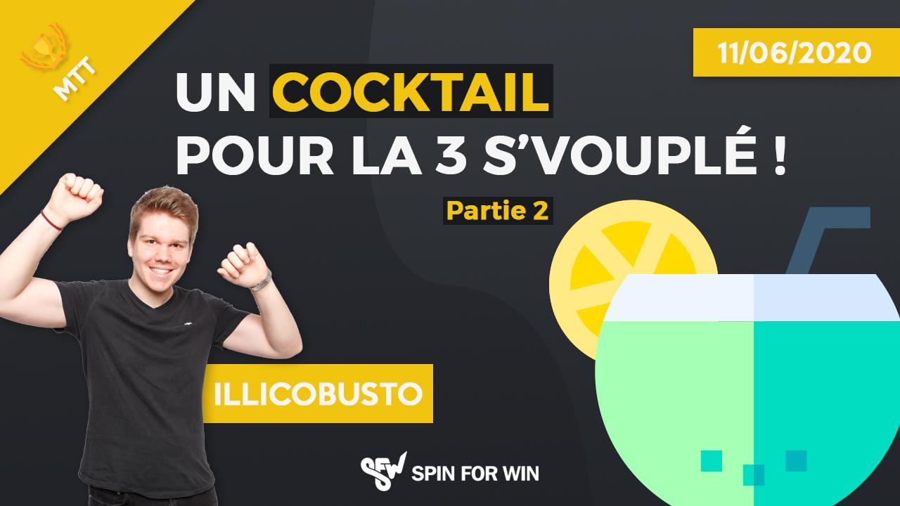 Un cocktail pour la 3 svp - Partie 2