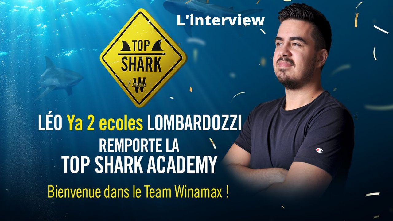 Léo Top Shark : L'interview