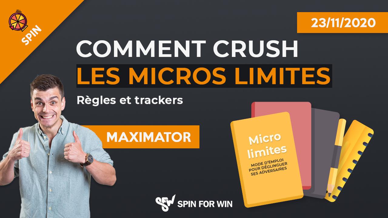Comment crush les micros limites - partie 1