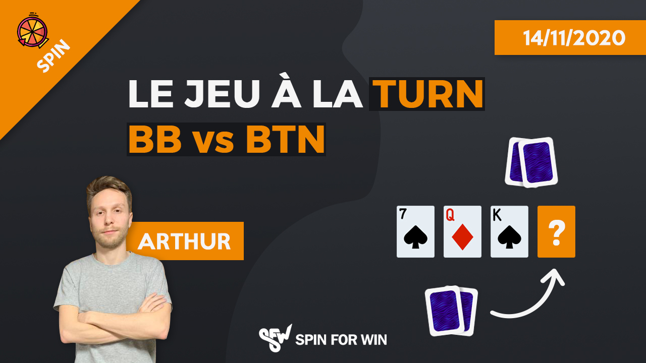 Jeu à la turn bb vs btn