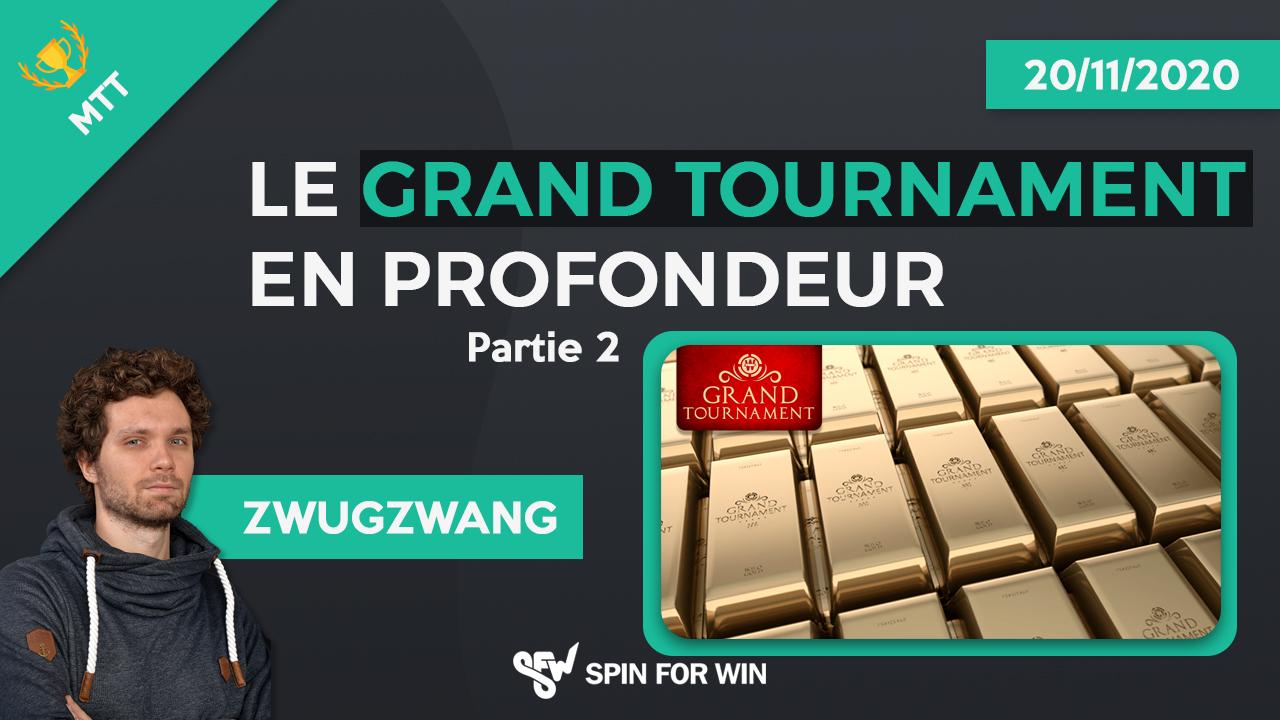 Le grand tournament en profondeur - Partie 2