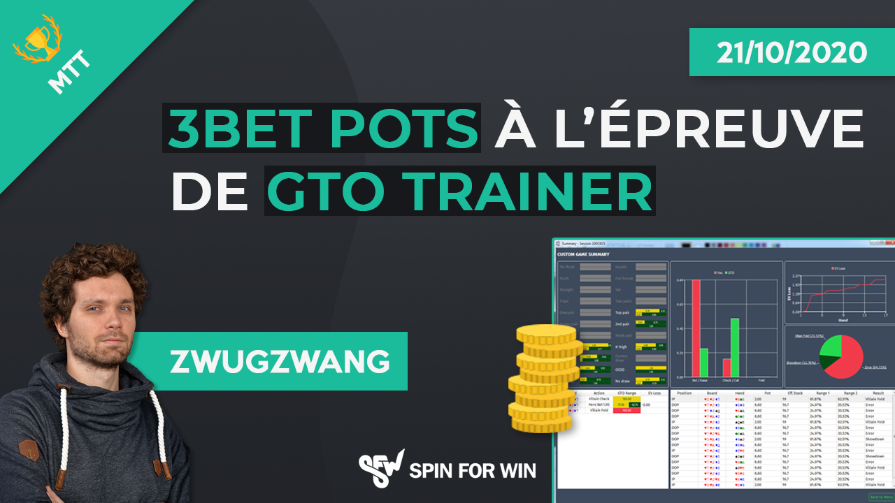 3bet pot sous gto trainer