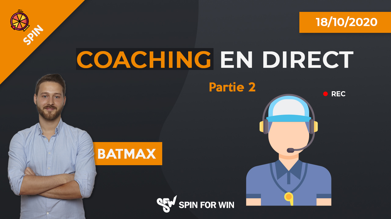Coaching en direct : Partie 2