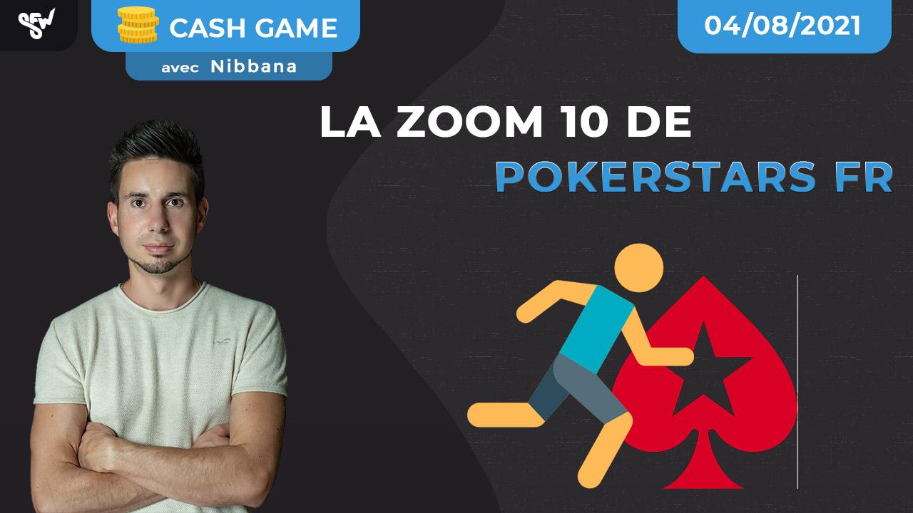 La zoom 10 de pokerstars fr