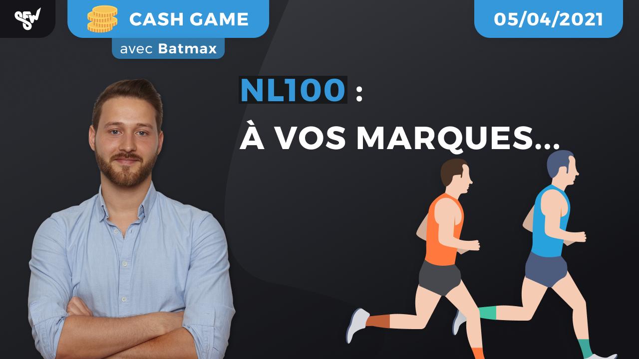 NL100 : A vos marques..