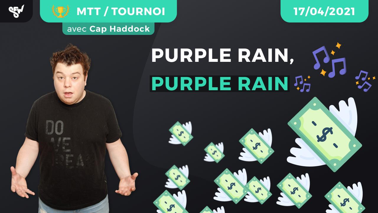 Purple rain - Purple rain