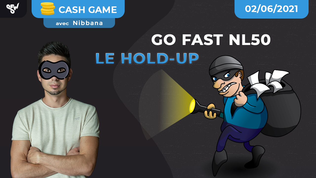Go Fast NL50 Le Hold Up