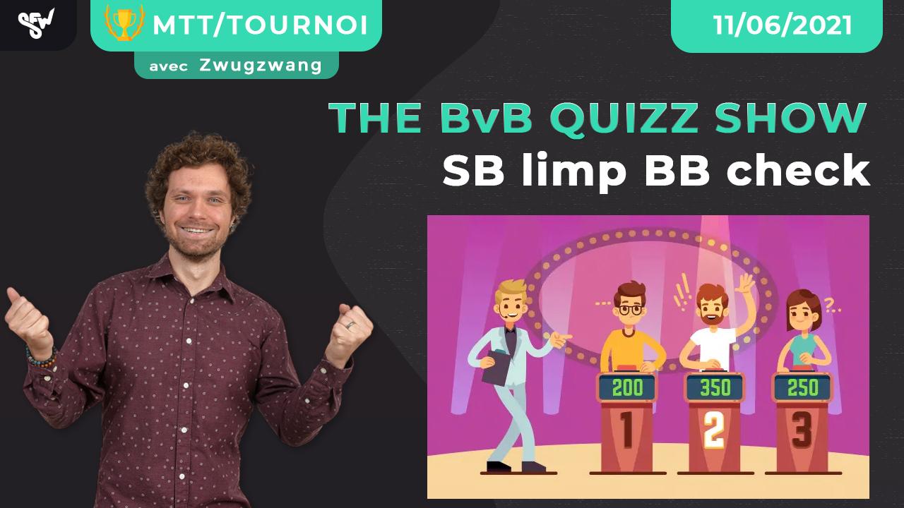 The BvB show SB limp BB check