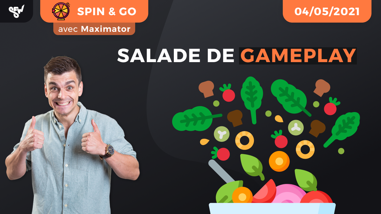 Salade de gameplay