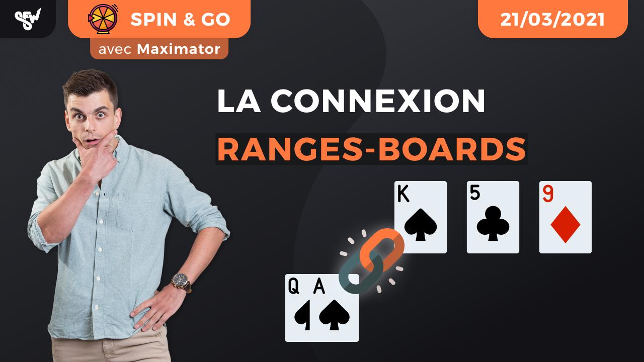 La connexion Ranges-Boards