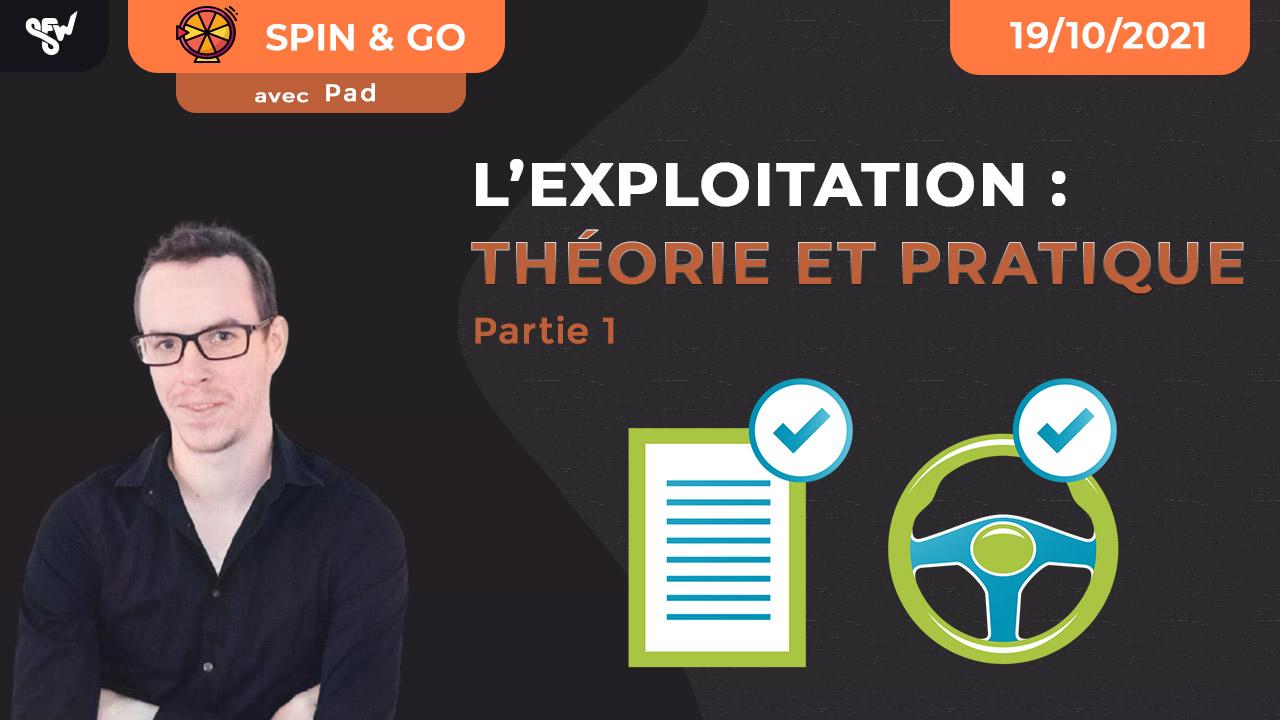 L'exploitation théorie et pratique