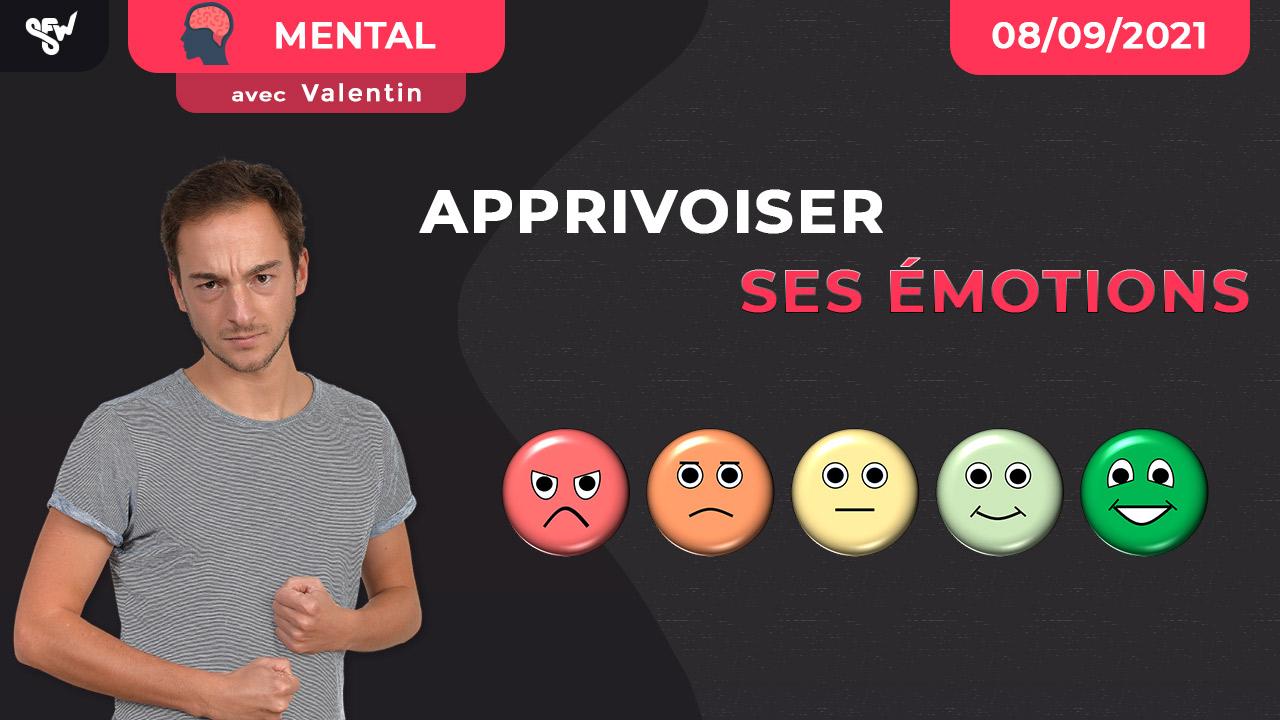 Apprivoiser ses emotions