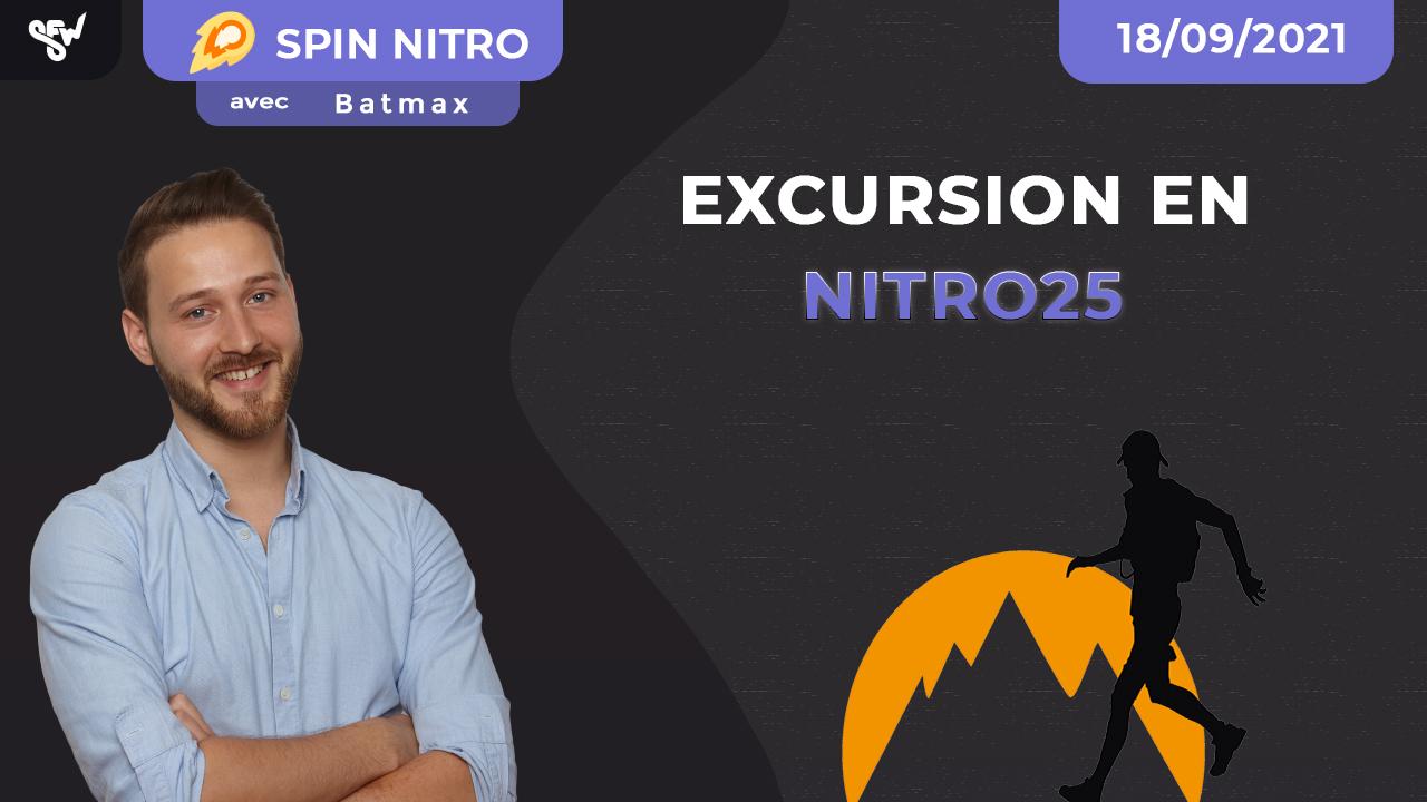 Excursion en Nitro25