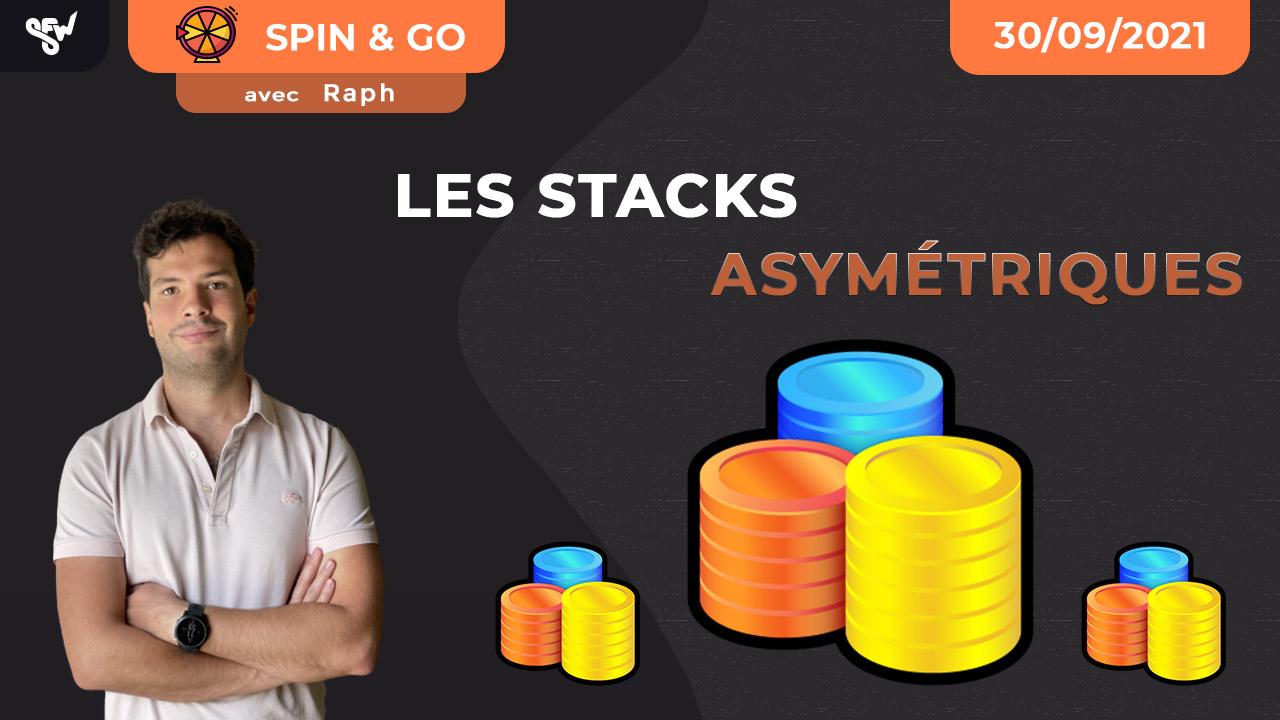 Les stacks asymétriques