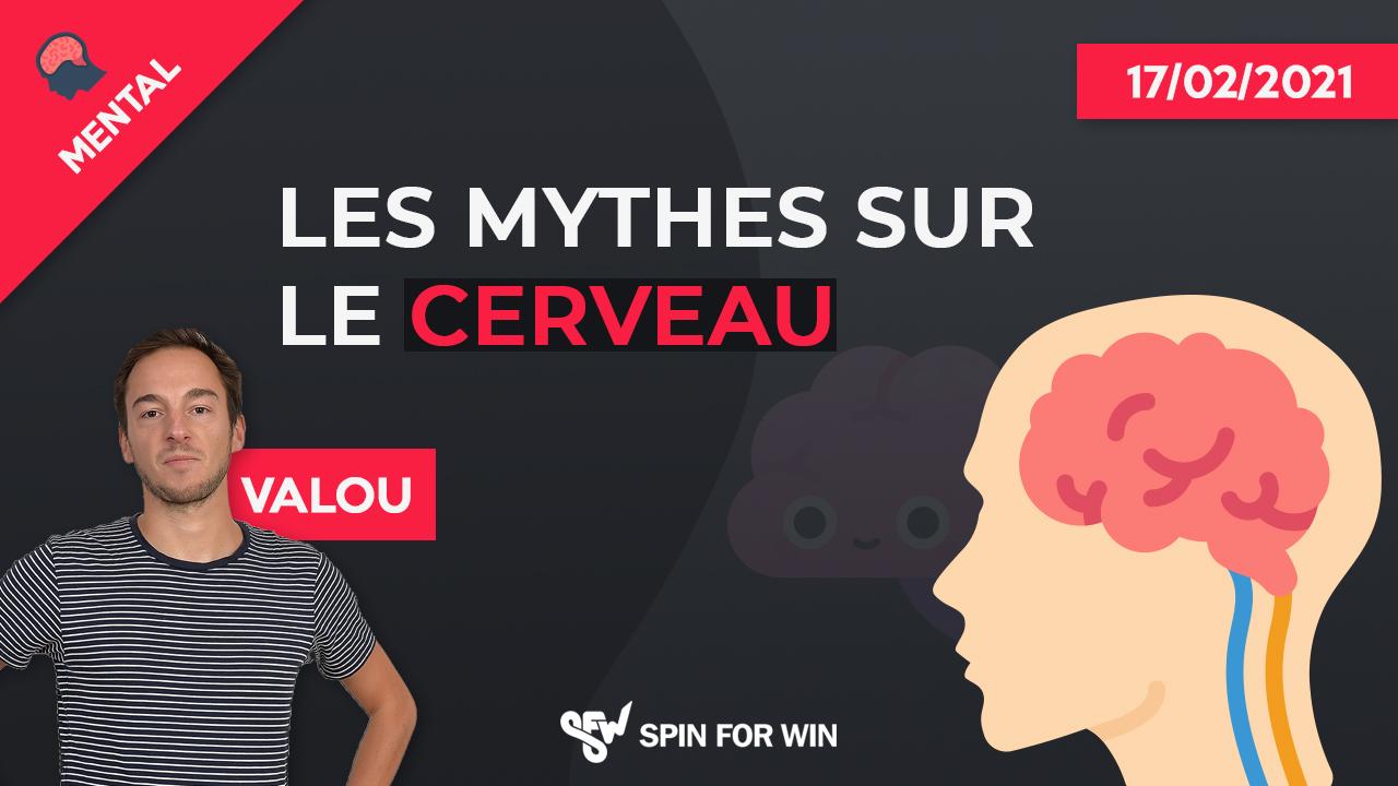 Les mythes du cerveau