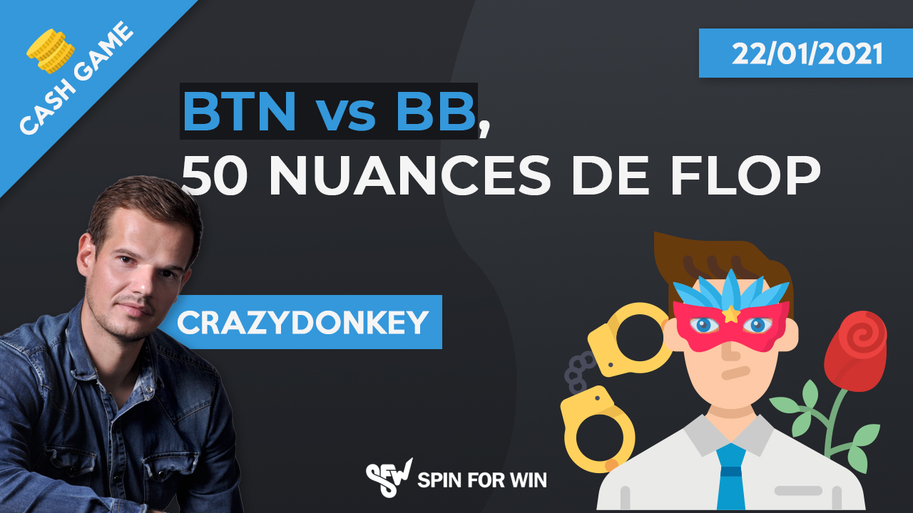 50 nuances de flop BTN vs BB