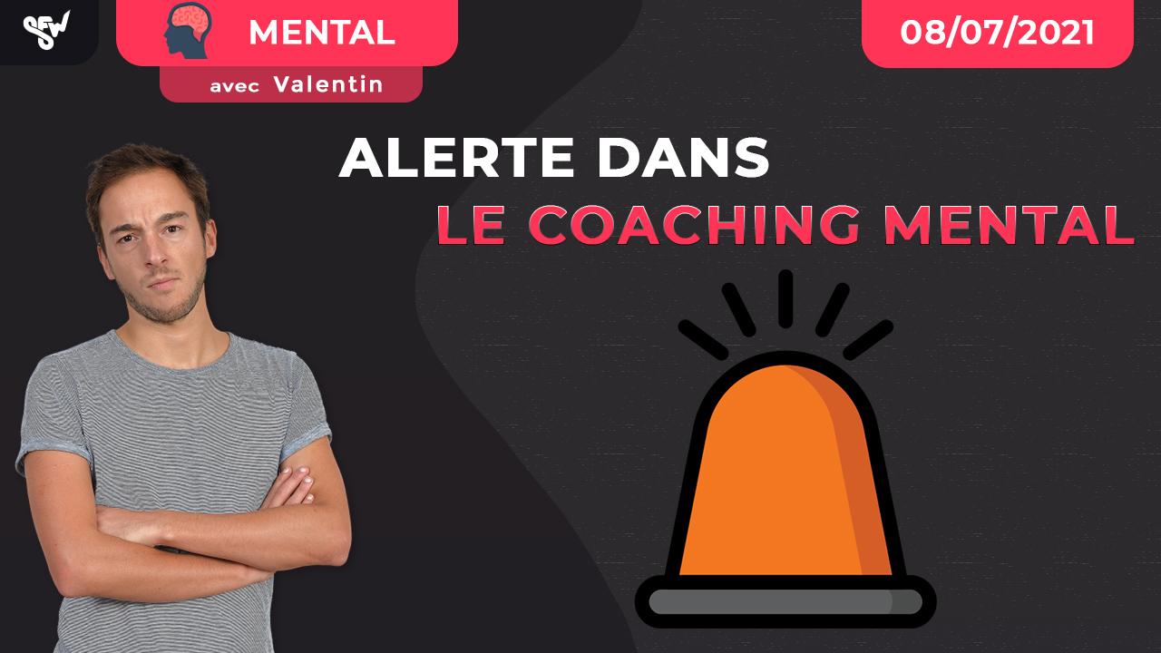 Alerte dans le coaching mental