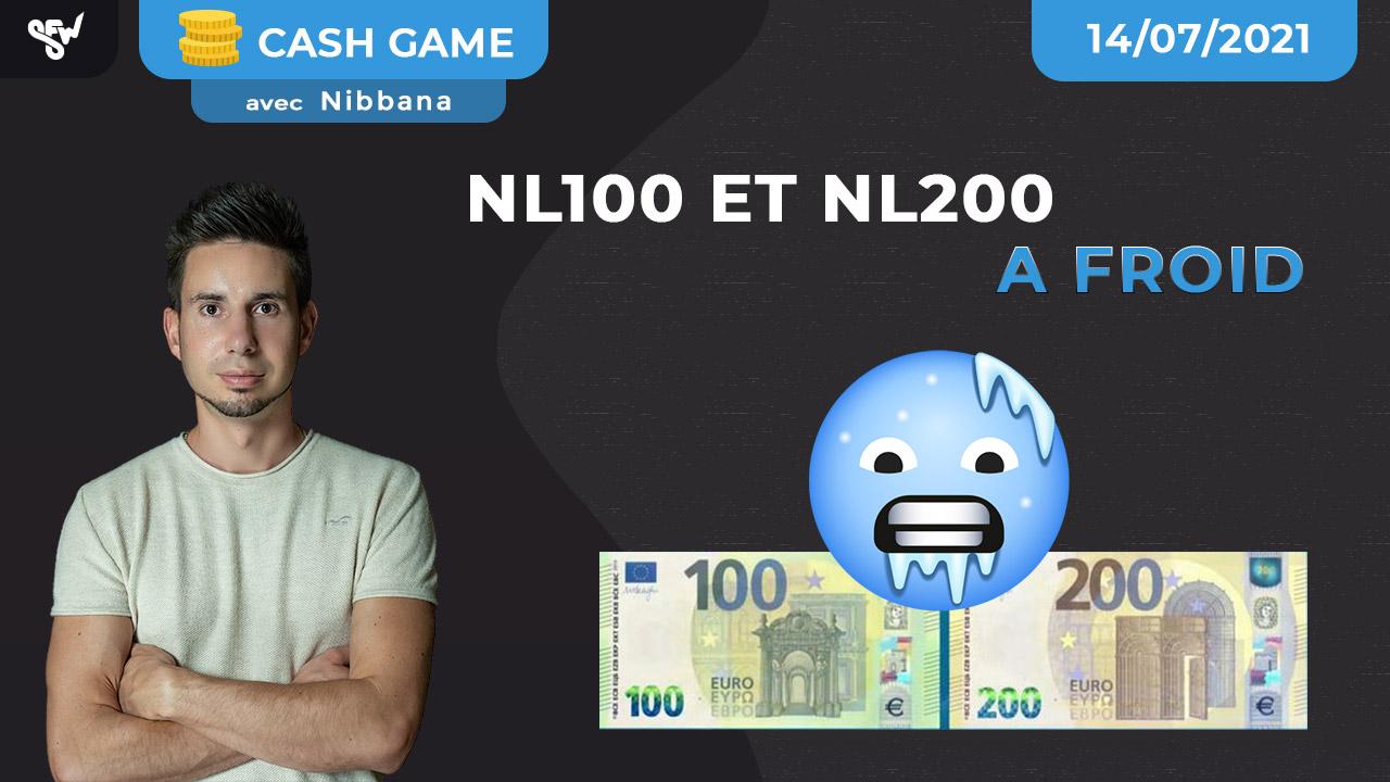 NL100 et NL200 à froid