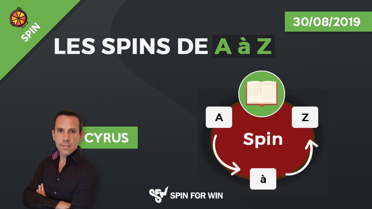 Les Spins de A à Z