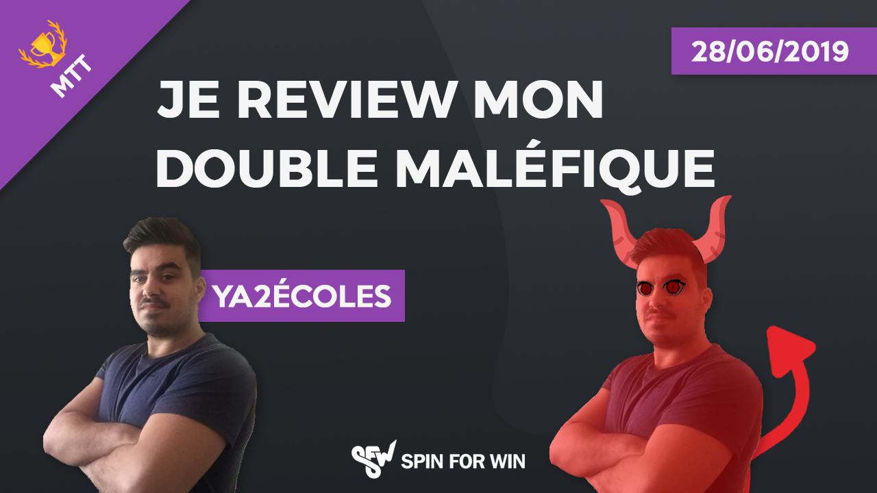 Je review mon double maléfique