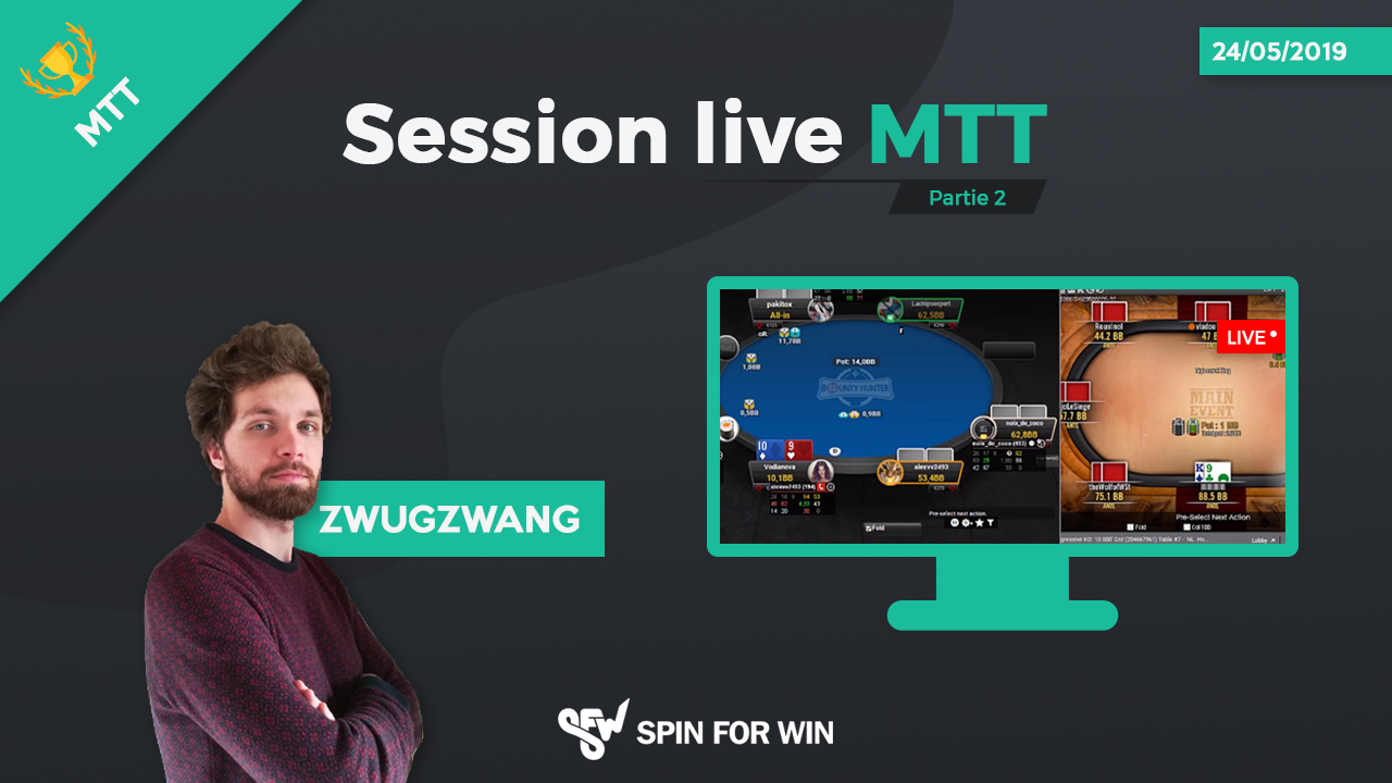 Zwugzwang commente sa session, Partie 2
