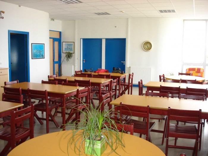 Grande ile nautical base accommodation center