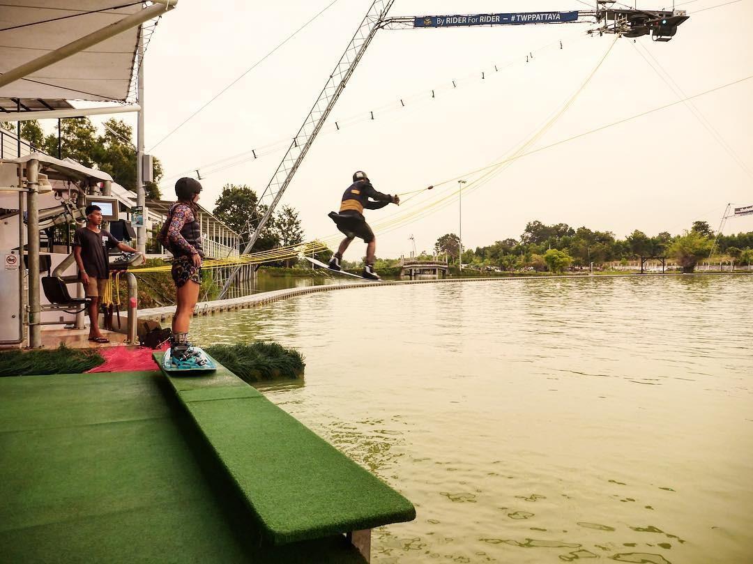 Thai wake park Pattaya - alt_image_gallery