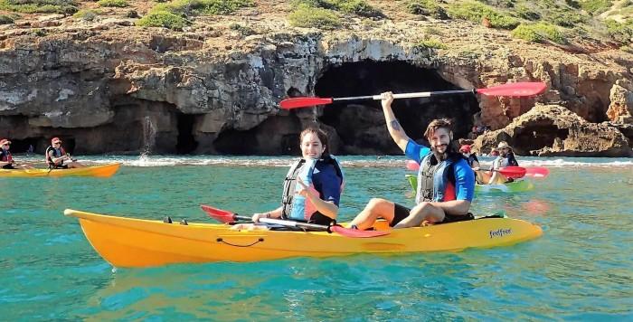 kayak javea cova tallada spotyride