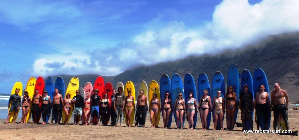 Red Star Surf & Yoga Camp Lanzarote - alt_image_gallery
