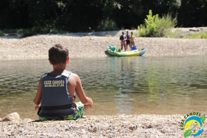 Parcours canoë kayak initiation