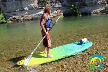 location de paddle montpellier