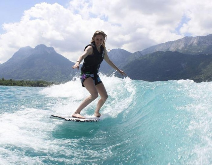 Wakesurf en partenariat avec Spotyride
