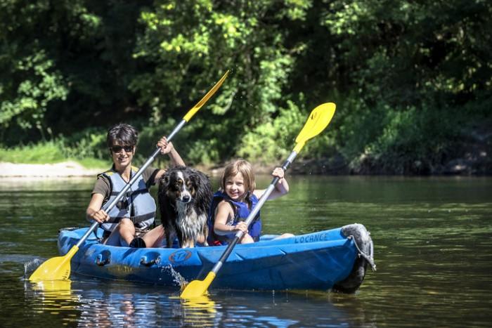 Location de canoë kayak dans les gorges du tarn