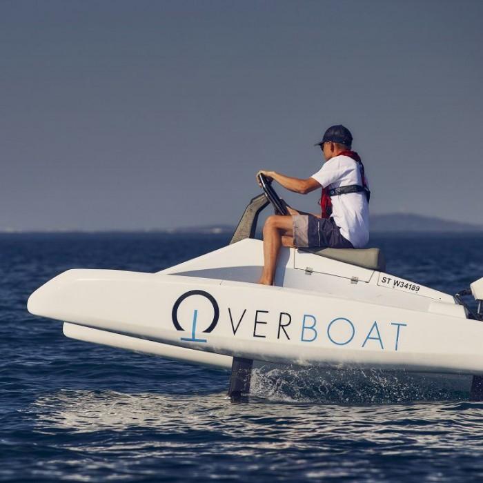 L'overboat pour les initiés avec Spotyride